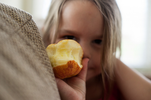 Free Stock Photos for Blogs - Kid eating Apple 2