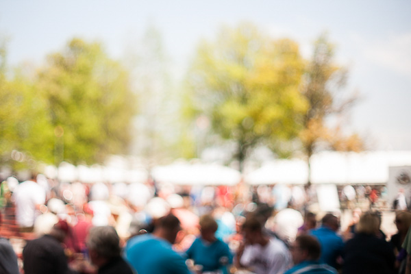 Free Stock Photos for Blogs - Crowd of People at an Event 1