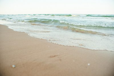 Free Stock Photos for Blogs - Waves on the Beach 2
