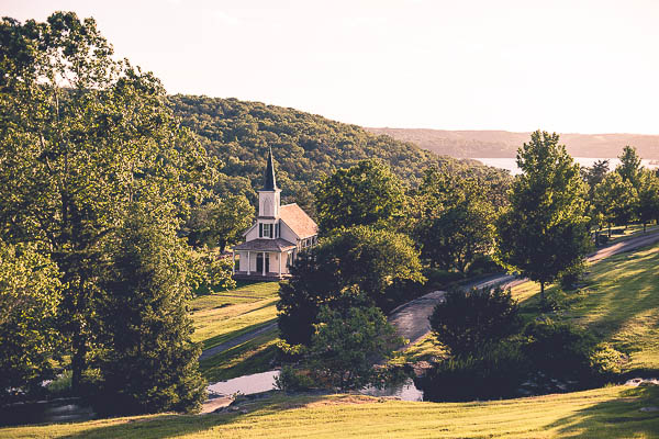 Free Stock Photos for Blogs - Church in the Countryside 1