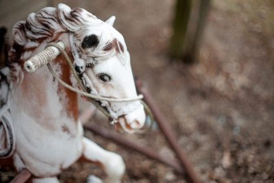 Free Stock Photos for Blogs - Toy Rocking Horse 1
