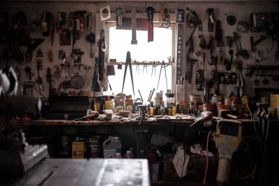 Free Stock Photos for Blogs - Tool Workshop 2