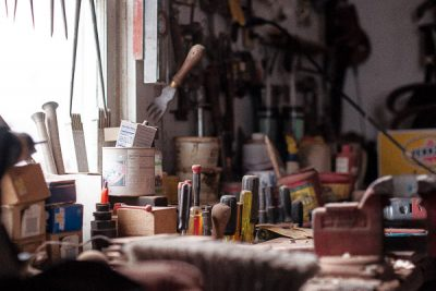 Free Stock Photos for Blogs - Tool Workshop 4