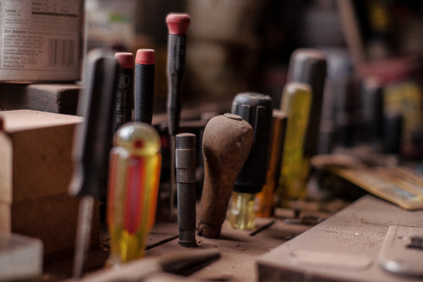 Free Stock Photos for Blogs - Tool Workshop Screwdrivers 5