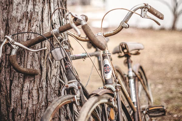 Free Stock Photos for Blogs - Vintage Huffy Bikes 4