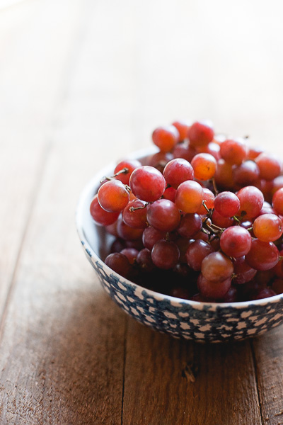 Free Stock Photos for Blogs - Red Grapes in a Bowl 4