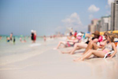 Free Stock Photos for Blogs - Resort Beach 2