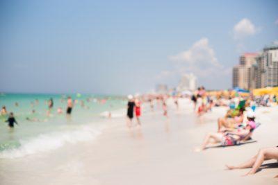 Free Stock Photos for Blogs - Resort Beach 3