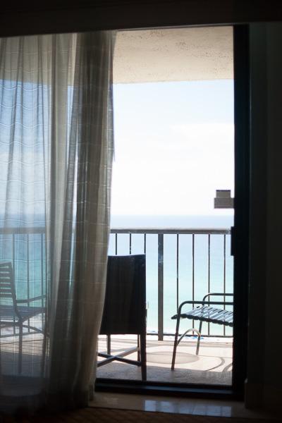 Free Stock Photos for Blogs - Beach Resort Hotel Balcony 1