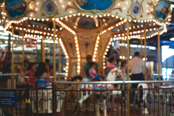 Free Stock Photos for Blogs - Carnival Carousel 1