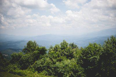 Free Stock Photos for Blogs - Great Smokey Mountain View 1