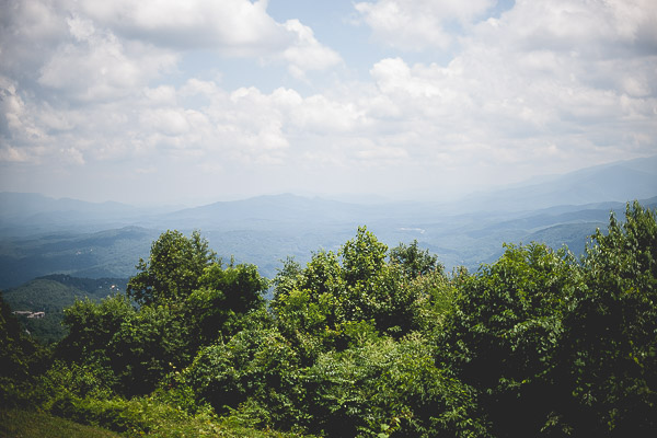 Free Stock Photos for Blogs - Great Smokey Mountain View 1