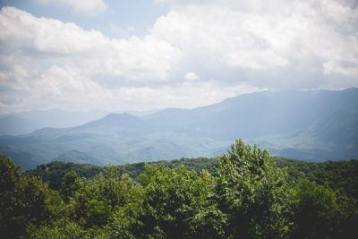 Free Stock Photos for Blogs - Great Smokey Mountain View 2