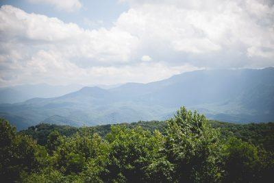 Free Stock Photos for Blogs - Great Smokey Mountain View 2