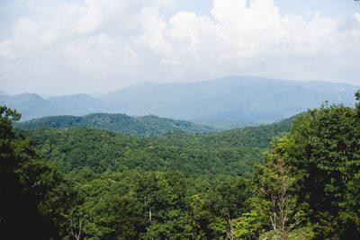 Free Stock Photos for Blogs - Great Smokey Mountain View 5
