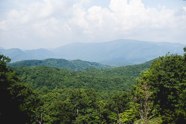Free Stock Photos for Blogs - Great Smokey Mountain View 5