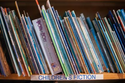 Free Stock Photos for Blogs - Children's Fiction Section at the Bookstore 2