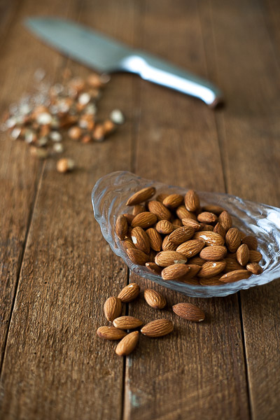 Free Stock Photos for Blogs - Almonds in a Bowl 2