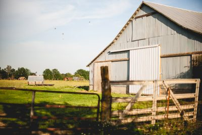 Free Stock Photos for Blogs - Barn on the Farm 1