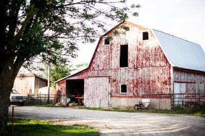Free Stock Photos for Blogs - Barn on the Farm 2