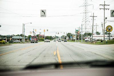 Free Stock Photos for Blogs - Suburban Street 1