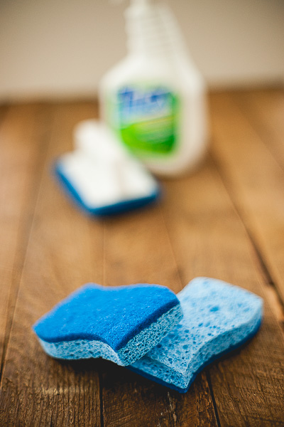 Free Stock Photos for Blogs - Cleaning Scrub Sponges 1