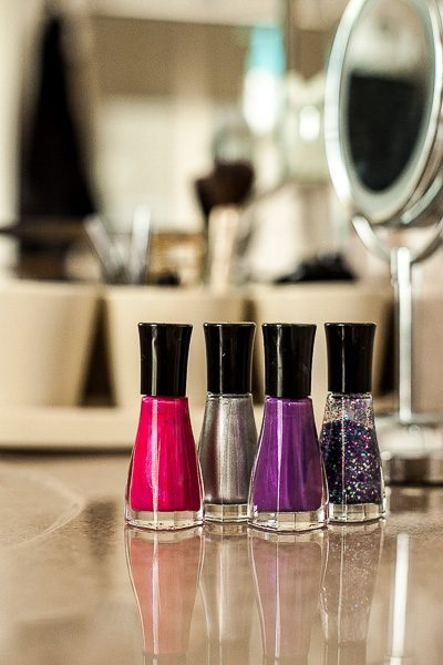 Free Stock Photos for Blogs - Nail Polish 1