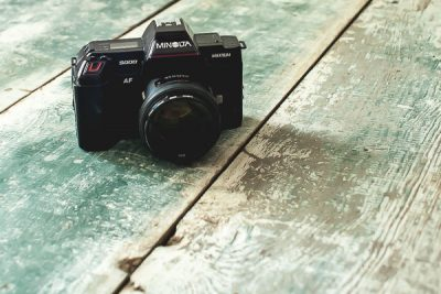 Free Stock Photos for Blogs - Vintage Camera 4