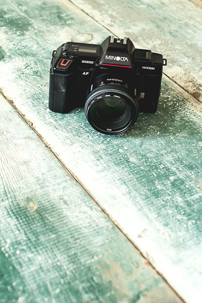 Free Stock Photos for Blogs - Vintage Camera 5