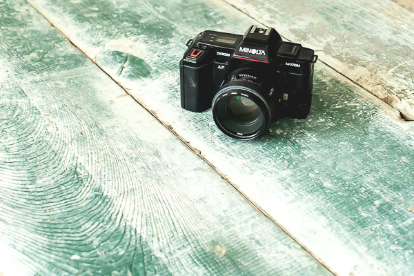 Free Stock Photos for Blogs - Vintage Camera 6