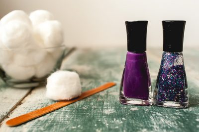Free Stock Photos for Blogs - Nail Polish 5