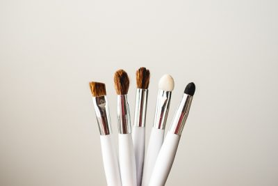 Free Stock Photos for Blogs - Makeup Brushes 3