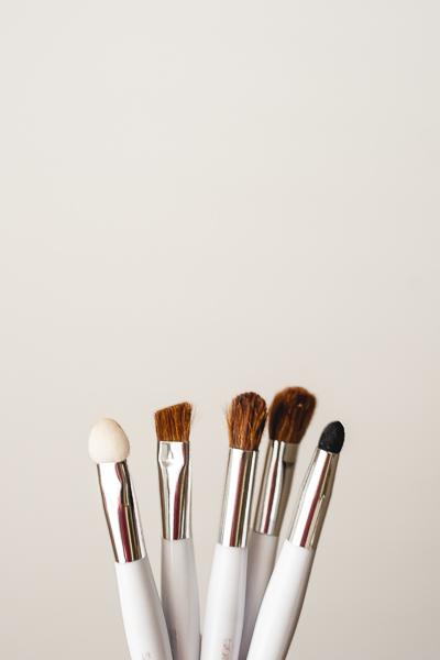 Free Stock Photos for Blogs - Makeup Brushes 4