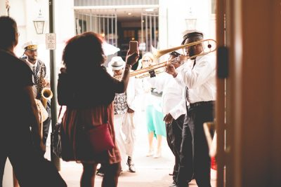 Free Stock Photos for Blogs - New Orleans Second Line Parade 1