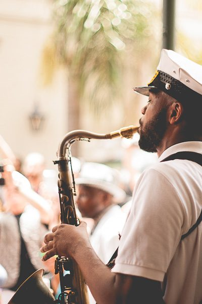 Free Stock Photos for Blogs - New Orleans Second Line Parade 2