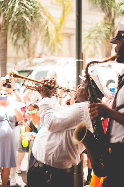 Free Stock Photos for Blogs - New Orleans Second Line Parade 3