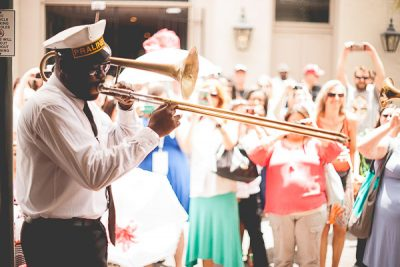 Free Stock Photos for Blogs - New Orleans Second Line Parade 4