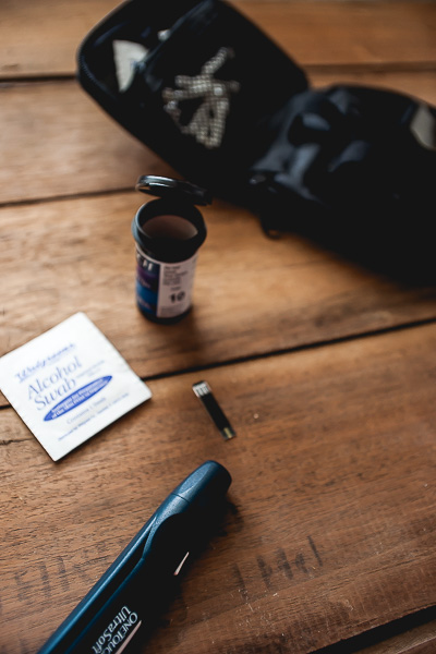 Free Stock Photos for Blogs - Diabetes Testing Kit 3