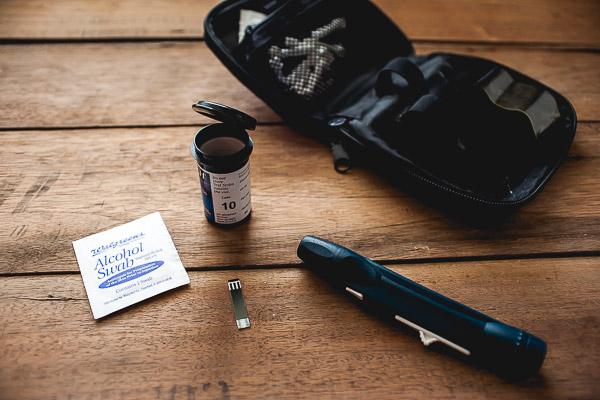 Free Stock Photos for Blogs - Diabetes Testing Kit 4