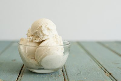 Free Stock Photos for Blogs - Vanilla Ice Cream 3