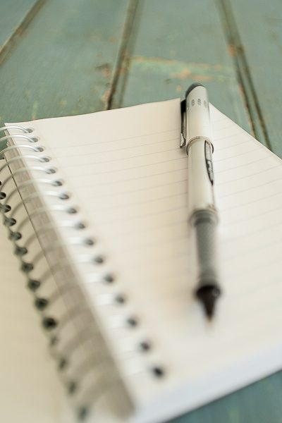 Free Stock Photos for Blogs - Notebook and Pen 3