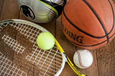 Free Stock Photos for Blogs - Sports Balls 1