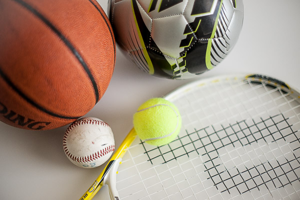 Free Stock Photos for Blogs - Sports Balls 2