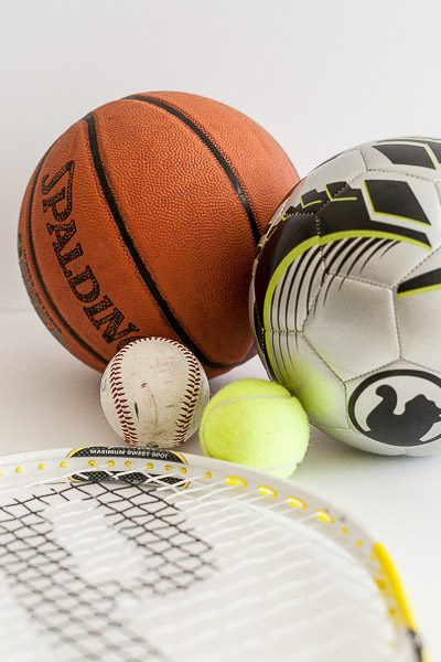 Free Stock Photos for Blogs - Sports Balls 6