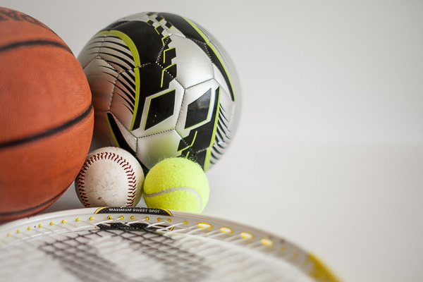 Free Stock Photos for Blogs - Sports Balls 8