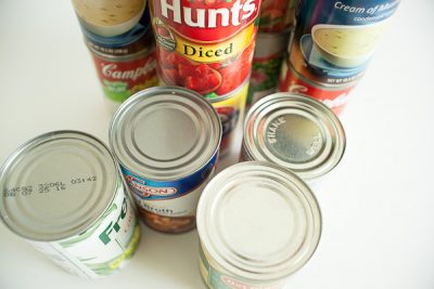 Free Stock Photos for Blogs - Canned Food 5