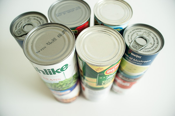 Free Stock Photos for Blogs - Canned Food 6