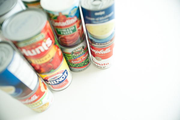 Free Stock Photos for Blogs - Canned Food 12