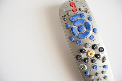 Free Stock Photos for Blogs - TV Remote Control 1