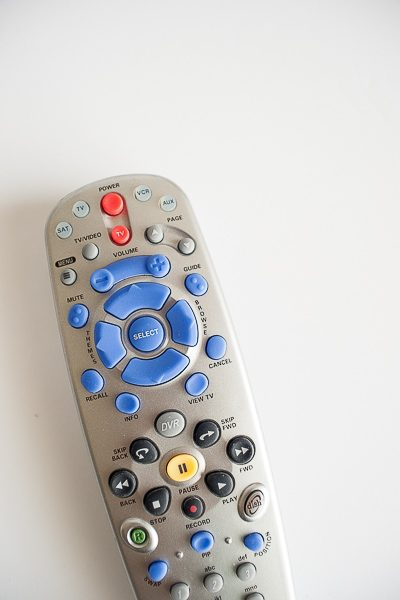 Free Stock Photos for Blogs - TV Remote Control 3